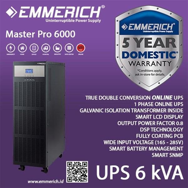 EMMERICH Master Pro 6 MAP6ER