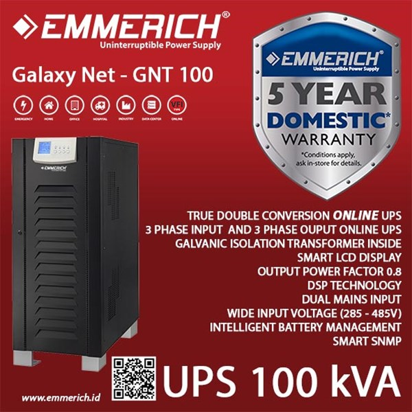 EMMERICH Galaxy Net 100 GNT100