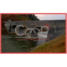 Multi Plate Type Span High Profile Arch