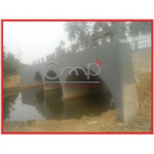 Multi Plate Superspan Low Profile Arch