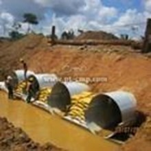 Distrubutor Corrugated Steel Pipe