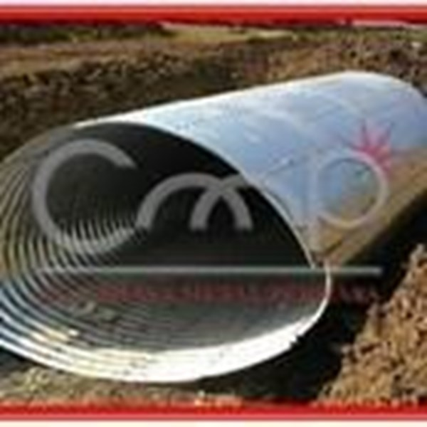 Armco Type Multi Plate Pipe Arch