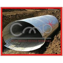 COrrugated steel type Multi Plate Pipe Arch