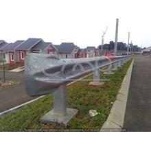 Guardrail Murah