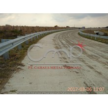 Flex Beam Guardrail Road