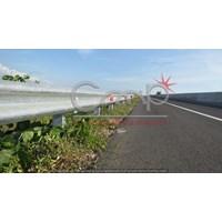 Jual Guardrail Jalan Murah