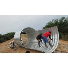 MPPA (Multi Plate Pipe Arches)