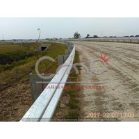 Flex Beam Guardrail Galvanized