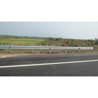Guardrail Jalan Baja Murah
