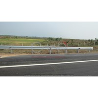 Guardrail Galvanized