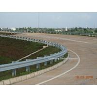 Guardrail - Pagar Pembatas Jalan