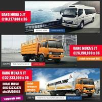 Mitsubishi Motor Truck Pickup Dan Fuso