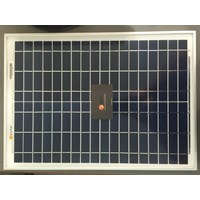 Solar Panel Poly Crystalline 20Watt - Leinfer