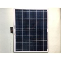 Solar Panel Poly Crystalline 50Watt - Leinfer