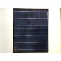 Solar Panel Poly Crystalline B 50Watt - Leinfer