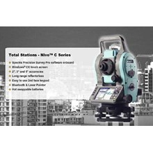 Transsurvey ~ Selling Warranty NIKON NIVO Total Station # 5 C ~ 081221551182