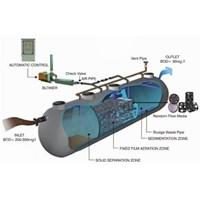 Pembuatan STP Atau Pengolah Air Limbah