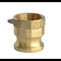 Jual Camlock Coupling Brass