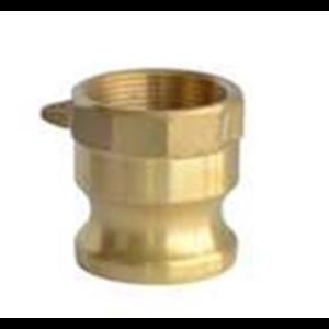 Camlock Coupling Brass