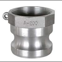 Jual Camlock Coupling Aluminium