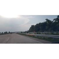 Pagar Pembatas Jalan guardrail Type Ashto