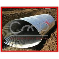 Sell Multi Plate Pipe Arches Murah