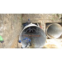 From Corrugated steel pipe armco 0