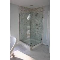 Jual Pintu Kamar Mandi Shower Tempred