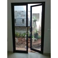 Jual Pintu Aluminium Swing 2