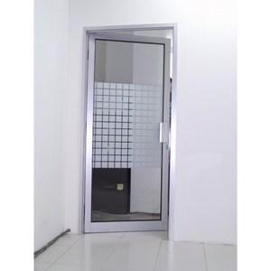 Pintu Aluminium Swing