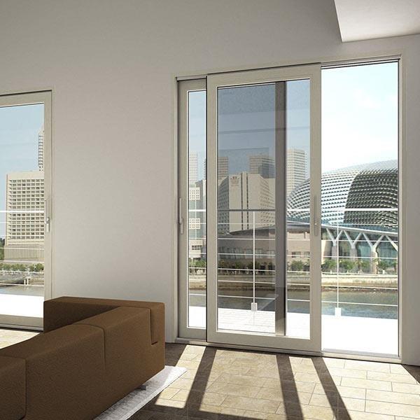 Detail Pintu Geser Aluminium | Ayo Desain Rumahmu