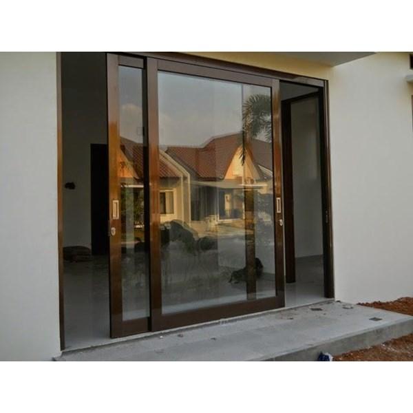 Pintu Sliding Door Aluminium