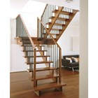 Wooden Staircase Handrail 3