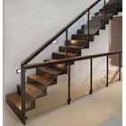 Wooden Staircase Handrail 1