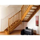 Wooden Staircase Handrail 4