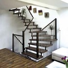 Wooden Staircase Handrail 2