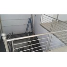 Minimalist Stainless Ladder Grip 2