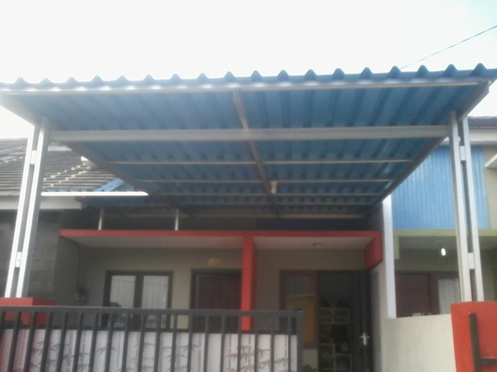 Sell Light Steel Canopy From Indonesia By Renovasi Medan