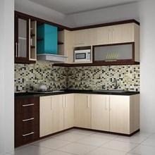 HPL Pelapis Kitchen Set
