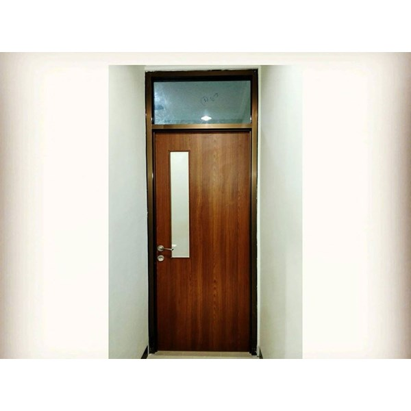 Pintu panel hdf
