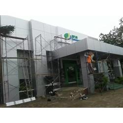 Pemasangan Alumunium Composite Panel