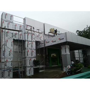 Alumunium Composite Panel By Renovasi Medan