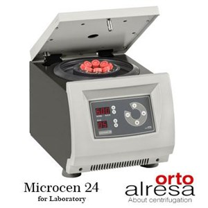 Centrifuge Microcen24 Ortoalresa