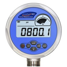 Digital Pressure Gauges 5 psi – Additel 681