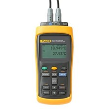 Thermometer Readout Calibration - Fluke 1524