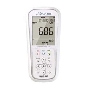 Dari Portable PH-ORP-Ion Meter - Laqua Act D73AK 0