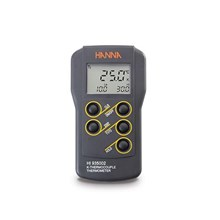 Thermocouple Thermometer type K Dual Channel - Hanna HI935002