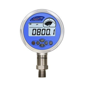 Dari Digital Pressure Gauges 30 psi – Additel 681  0