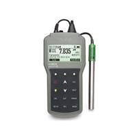 Jual Waterproof Portable pH-ORP-ISE Meter - HI98191