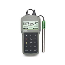 Waterproof Portable pH-ORP-ISE Meter - HI98191